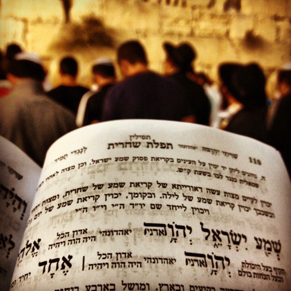 La historia del pueblo judío